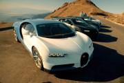 Bugatti Chiron Pulls Insane Numbers
