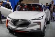 2017 Hyundai Kona (Hyundai Intrado Concept)
