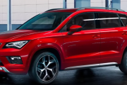 2018 Seat Ateca FR Review Rendered Price Specs Release Date