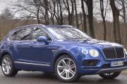 Bentley Bentayga Diesel (2017)