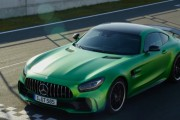 2018 Mercedes-AMG GT R U.S. Price is $157,995