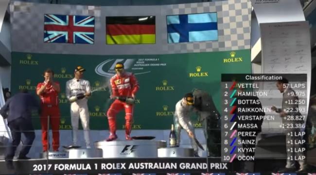 Sebastian Vettel Has High Hopes for Mercedes in Chinese Grand Prix
