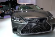 Lexus Teases LS 500 F Sport