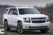 2018 Chevy Tahoe RST Special Edition