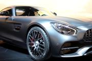 2018 Mercedes-AMG GT C - 2017 Detroit Auto Show