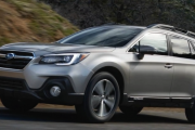 2018 Subaru Outback - First Look