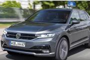 Volkswagen T-Roc SUV Spotted