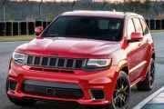 2018 JEEP GRAND CHEROKEE TRACKHAWK FIRST LOOK