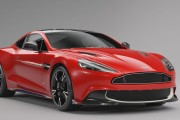 2018 ASTON MARTIN VANQUISH S RED ARROWS EDITION