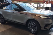 2018 Range Rover Velar FIRST DESIGN REVIEW - LIVE from #NYAutoShow