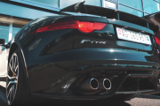 MY FIRST DAY WITH THE JAGUAR F-TYPE SVR