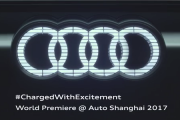 Audi Showcar Shanghai - Sneak Preview