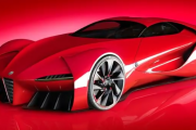 Alfa Romeo 6C Disco Volante Concepts 2017