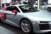 2018 Audi R8 V10 Audi Sport Edition - Exterior Interior Walkaround - Debut 2017 New York Auto Show