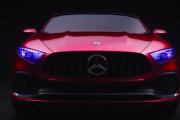 Mercedes A-Class Sedan Concept A-Klasse Limousine - Preview