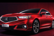 2018 Acura TLX Long-Wheelbase Prototype First Look