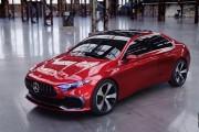 Mercedes A-Class Sedan Concept A