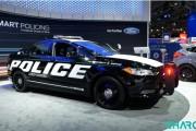 Ford Police Responder Hybrid Sedan: Watch out, bad guys!