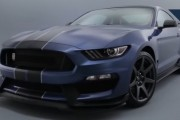 Shelby GT350 Back for 2018, Why is Wall Street Picking on GM?