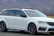 2017 Skoda Octavia RS Combi - Awesome Drive and Design