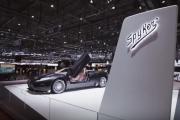 Spyker C8 Preliator Spyder with Koenigsegg Engine