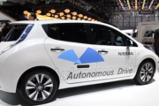Autonomous Nissan Leaf to be demonstrated on UK roads