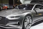 Next gen 2018 Audi A8