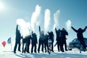 Hyundai Santa Fe Conquers the Antarctic