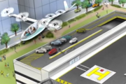 Uber Rolls Out Plan To Launch Fleet Of Flying Taxis