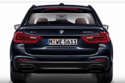 2018 BMW M550d xDrive Touring First Look
