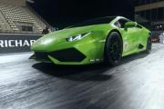 8.37s @ 275 km/h. Lamborghini Huracan TwinTurbo GTT-X