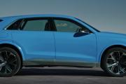 Audi Q8 2018 - Luxury SUV a bit sportier and more aggressive