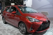 2018 Toyota Yaris keeps it nice and simple