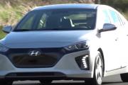 2017 Hyundai IONIQ EV - Drive and Design
