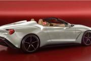 XCLUSIVE 2019 Aston Martin Vanquish Zagato Speedster