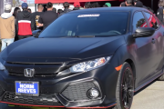 Fastest 1/4 mile Civic X - Hondata FlashPro