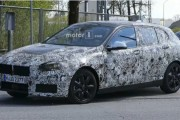 2019 BMW 1 Series - Spy Shots