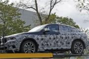 2019 BMW X4 - Spy Shots