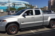 The Workhorse Group W-15 Electric Pickup Truck