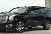 2017 GMC Yukon XL Denali - Hammes Family Vacation Review