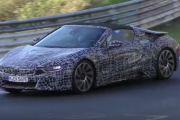 2018 BMW i8 Spyder on the Nürburgring 10.05.2017
