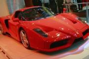 Car Vending Machine Dispenses Ferrari