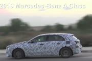2019 Mercedes-Benz A Class Spy Video