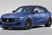 Novitec Esteso Maserati Levante 2017
