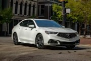 2018 Acura TLX First Drive Review