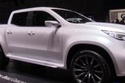 2018 Mercedes Benz X Class Concept - Exterior Walkaround - Debut 2017 Geneva Motor Show