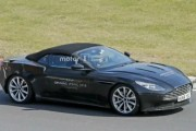 2018 Aston Martin DB11 Volante - Spy Shots