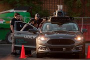 Uber Driverless Cars In Pittsburgh