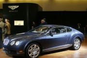 2018 Bentley Continental GT Release