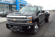 2017 Chevrolet Silverado 3500HD Columbus, London, Springfield, Hilliard, Dublin, OH HF125257